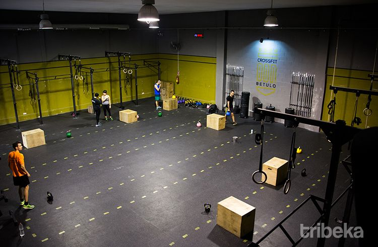 Tribeka Retail: Project Box es el Partner para el diseño de espacios de entrenamiento: Project BOX 01
