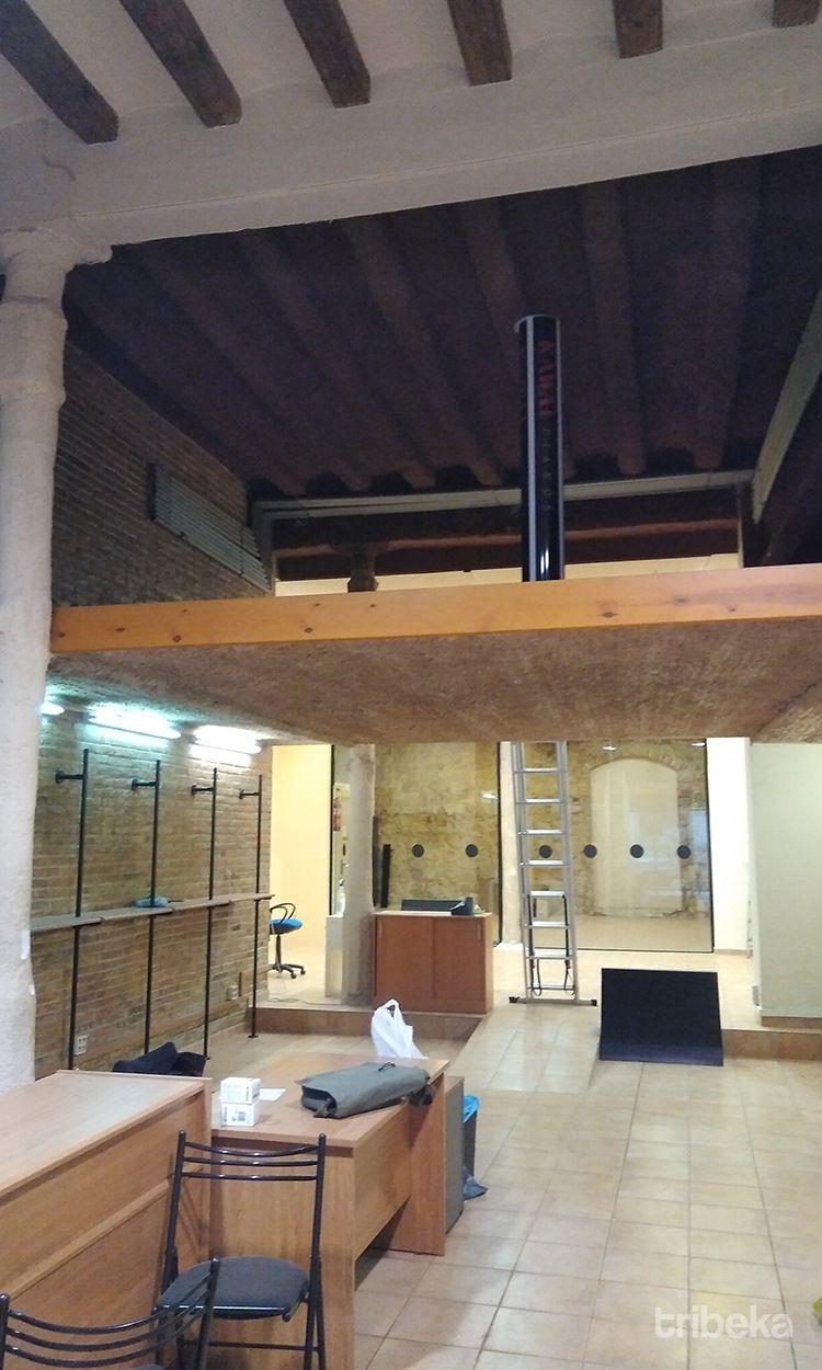 Tribeka Retail: Diseño de espacios de entrenamiento Kettlebell Barcelona 02