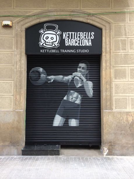 Tribeka Retail: Diseño de espacios de entrenamiento Kettlebell Barcelona 04