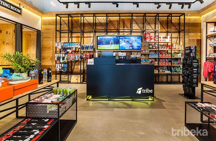 Diseño de nuevo concepto en tienda de deporta 02 I Tribeka Retail