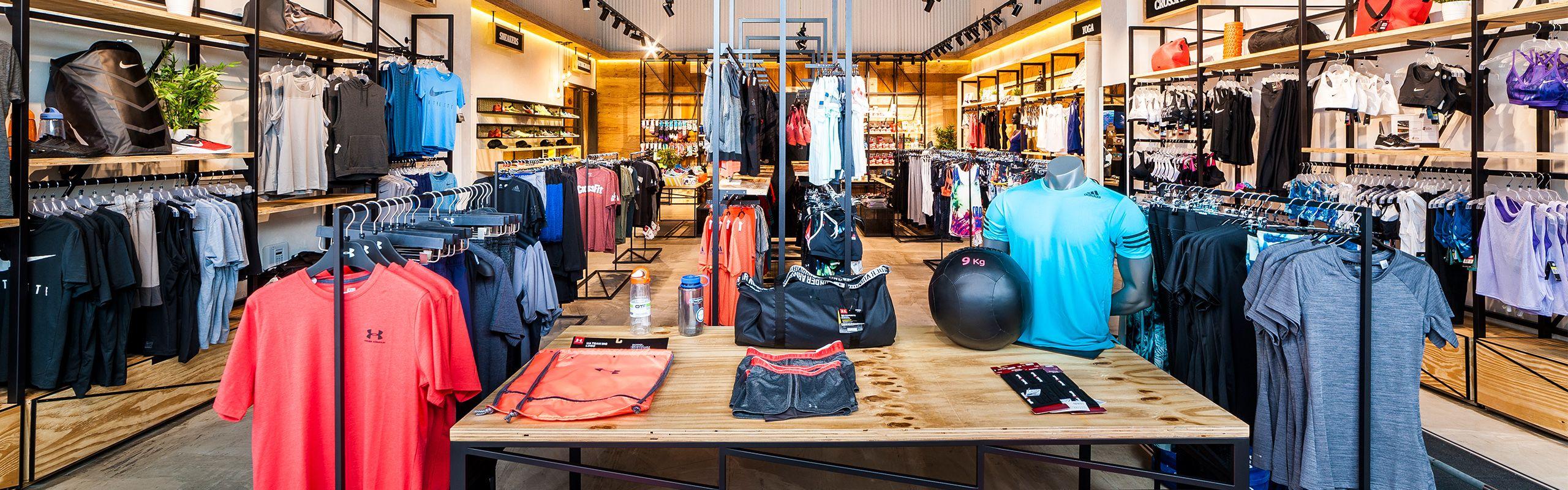 Tribe Training Mallorca: Diseño de nueva tienda de deporte I Tribeka Retail