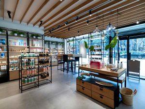 Cómo idear el diseño de una tienda de moda post-COVID - Her & Be (Espacio central)