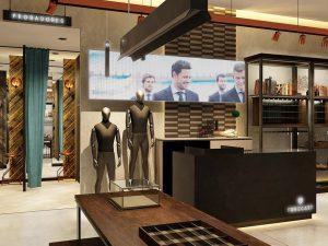 Cómo idear el diseño de una tienda de moda post-COVID - Probadores (Forecast)
