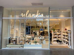 Nuevo concepto de tienda Ulanka - Fachada