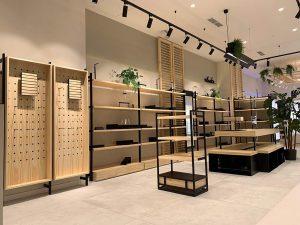 Nuevo concepto de tienda Ulanka - Mobiliario 1
