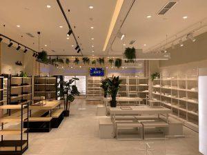 Nuevo concepto de tienda Ulanka - Recorrido 1