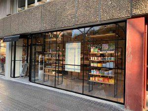 5 claves para diseñar el escaparate y la fachada de tu tienda de moda - Herb&Be (Transparencia)