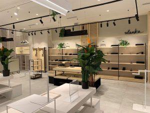 Conoce las últimas tendencias en materiales para tiendas de moda - Ulanka (Ejemplo)