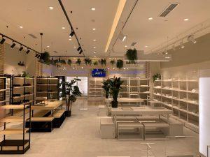 Conoce las últimas tendencias en materiales para tiendas de moda - Ulanka (Plantas)