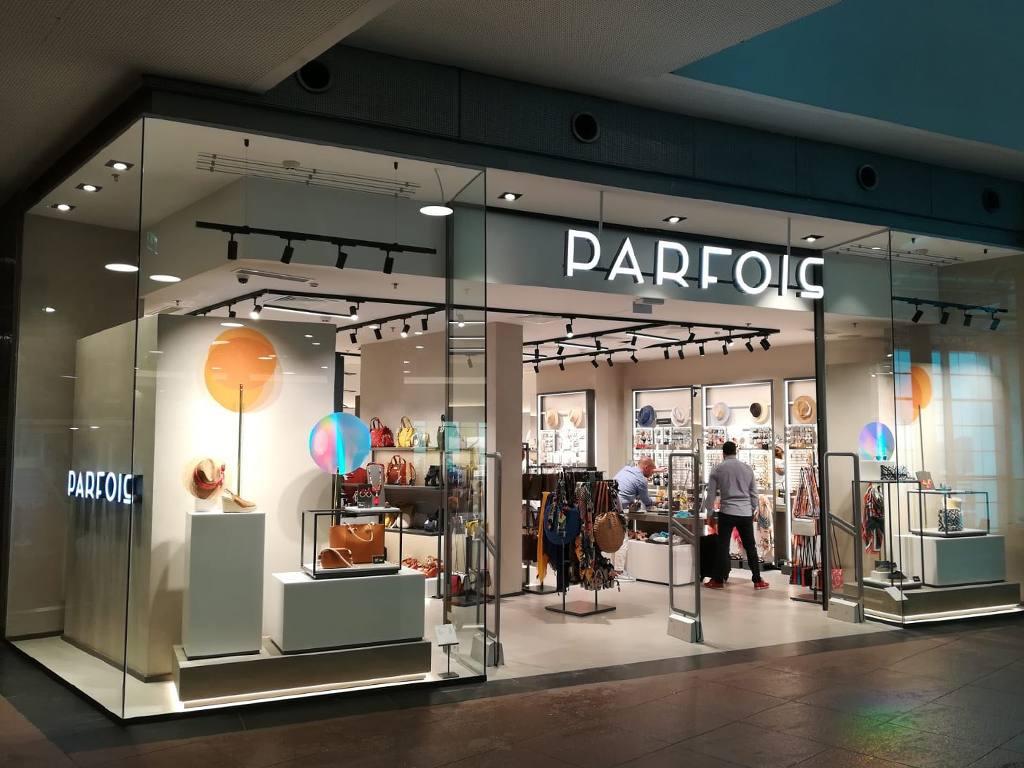 Descubre cómo desarrollamos los últimos conceptos de tienda de Parfois - Portada