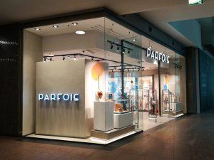 Descubre cómo desarrollamos los últimos conceptos de tienda de Parfois - V6.2 Escaparate