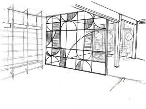 Cuál es el proceso ideal de creación de un concepto de retail - Comas (Croquis 2)