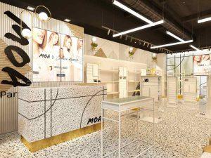 Cuál es el proceso ideal de creación de un concepto de retail - Moa (Render)