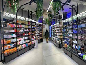 Nuevo concepto de tienda de Comas - Montaje